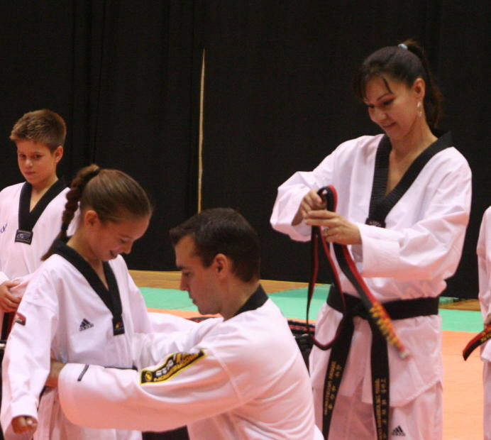 Taekwondo for your child in Oahu, Aiea Hawaii